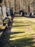 Jüdischer Friedhof am Hellkundweg / Jewish cemetery at Hellkundweg