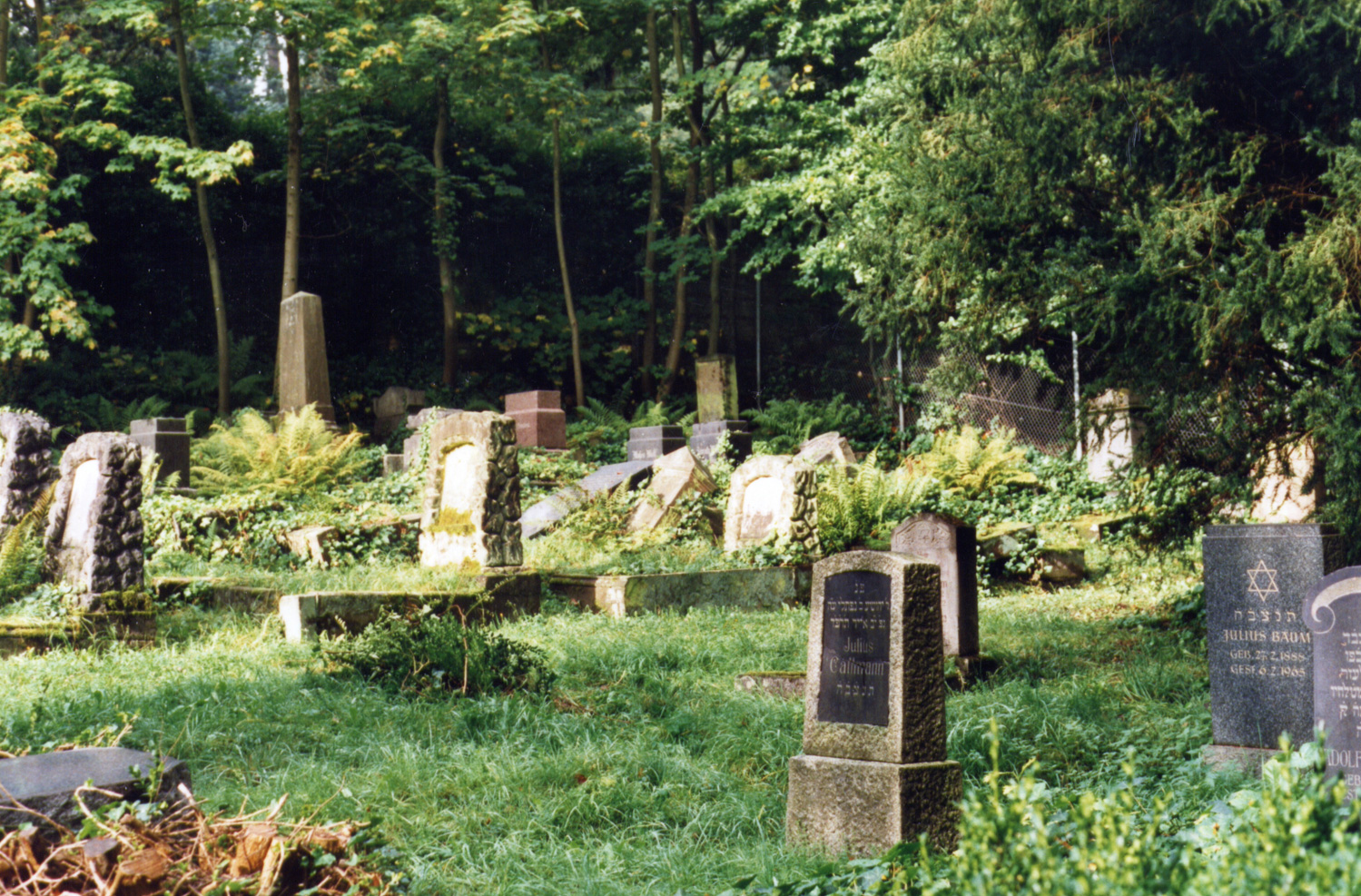 Friedhof am Hellkundweg